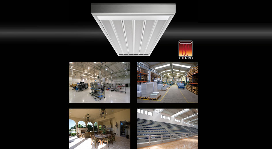 Intelli Heat Modern Ceiling Radiant Heating Systems