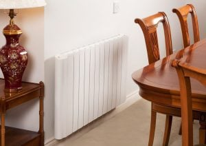 Cali Avanti electric radiators and electric central heating at Intelli Heat