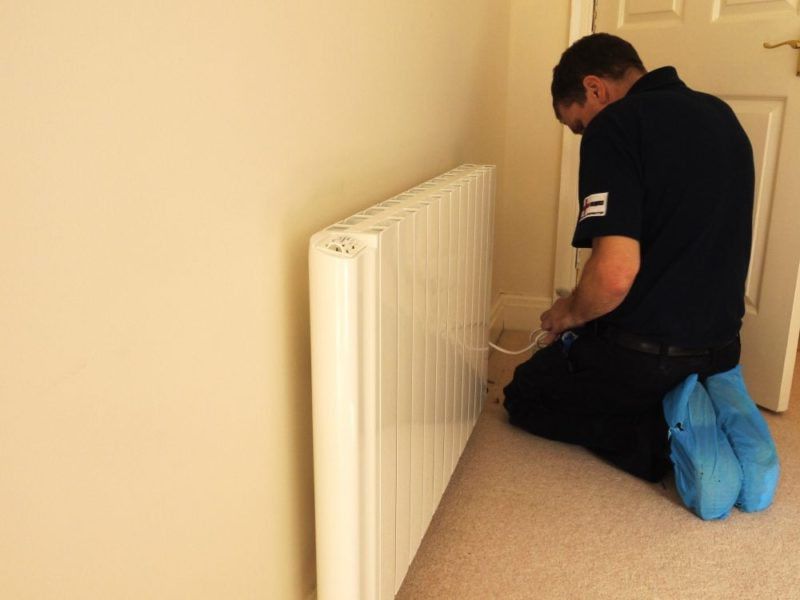 intelli-heat mr-electric electric wifi radiators installation, replacement storage heaters