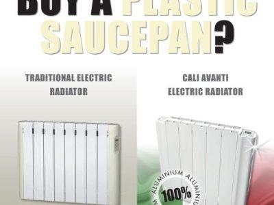 CALI-AVANTI electric radiator