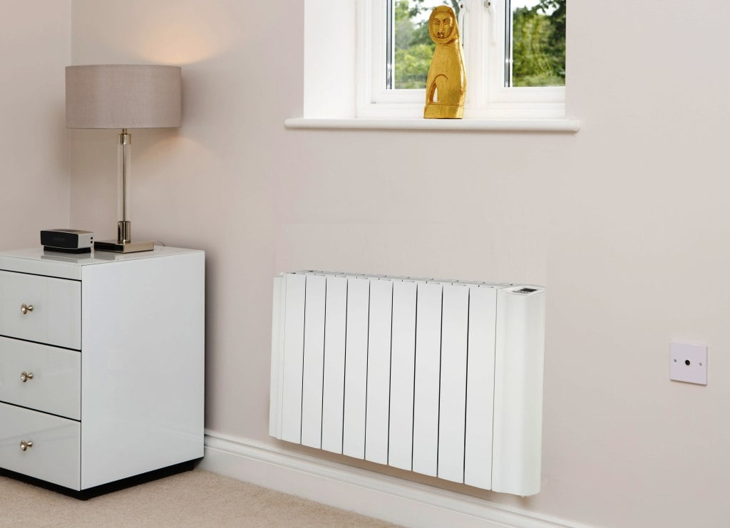 cali Sense eco electric radiators by intelli heat