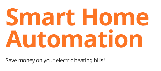 smart home for electric radiators