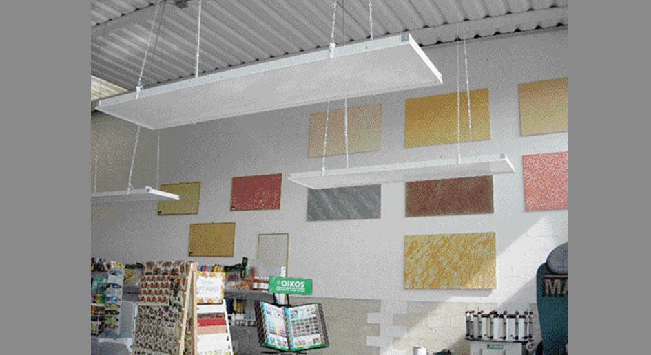 Hydronic Radiant Heating Panels Ceiling Mounted Best