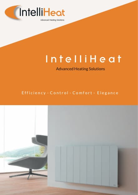 IntelliHeat Advanced Heating Solutions Brochure 2021 Cover