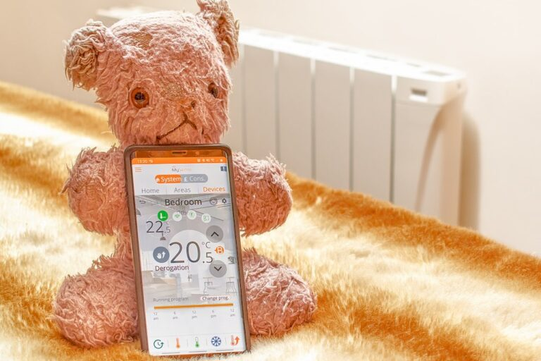 My sense app Control for isense wifi radiators by intelli heat