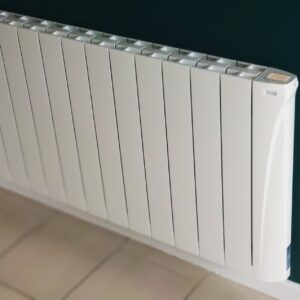 iSense wifi electric radiators by intelli heat close picture