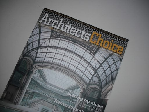 Architects-Choice-magazine editorial on intelli heat wifi smart radiators