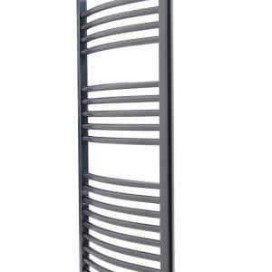 Balneum Ecodesign electric towel rail chrome picture