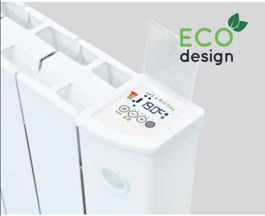 Cali Sense, Eco Design, Lot 20 Compliant electric Radiators thermostat
