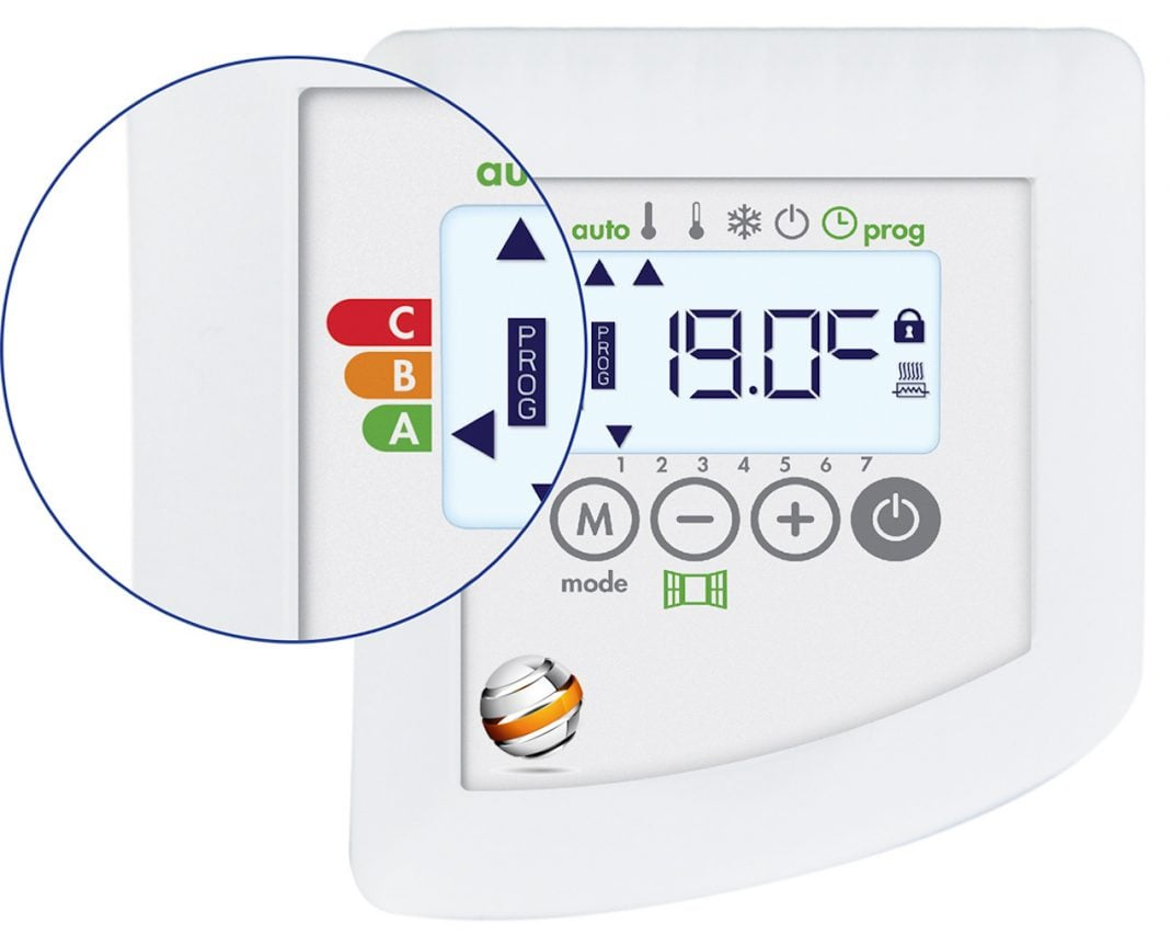 Cali sense thermostat fully compliant with Ecodesign Legislation