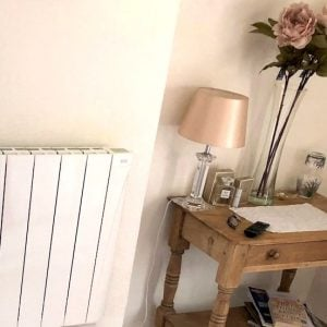 I sense Ecodesign - wifi Electric Radiators installation