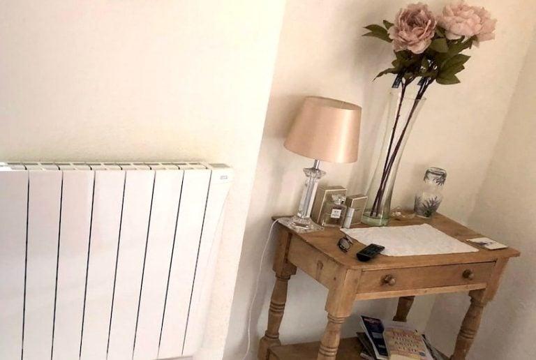 iSense Ecodesign - wifi Electric Radiators installation