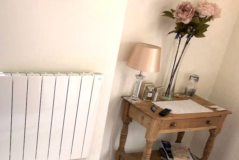 I sense Ecodesign - wifi Electric Radiators installation