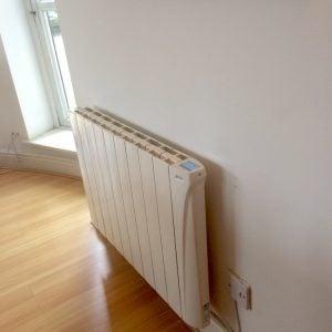 I sense wifi electric Radiators Installation London