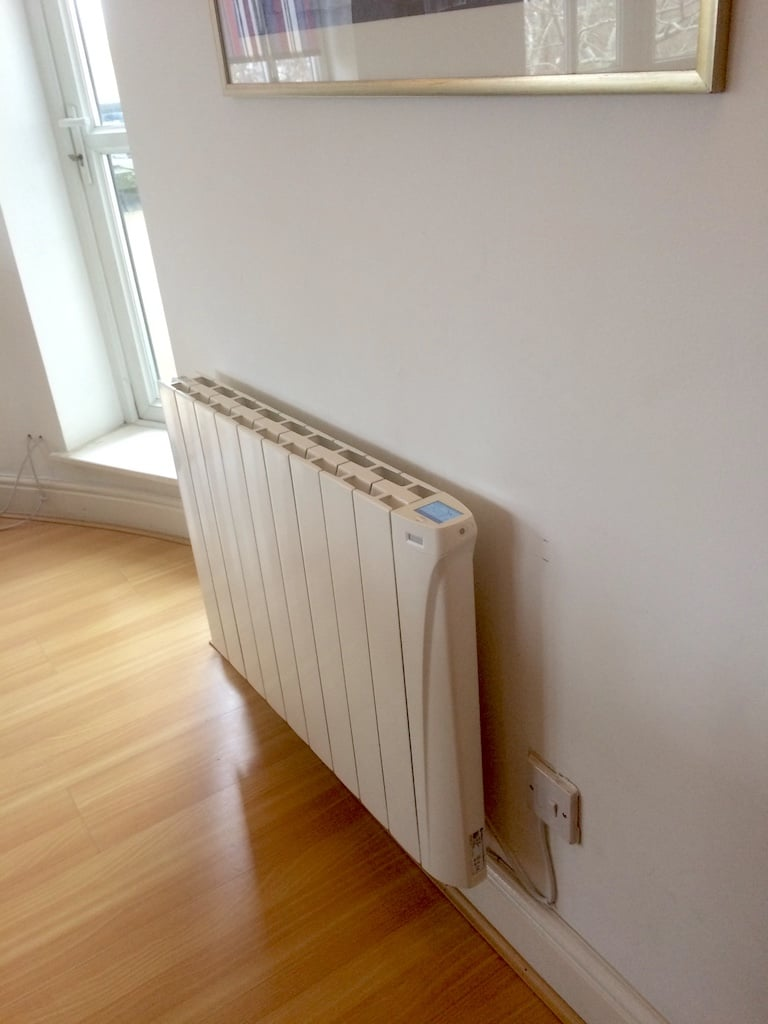 I sense wifi electric Radiators Installation London