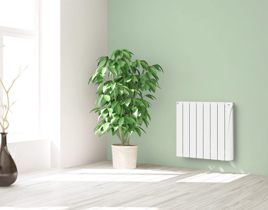 cali isense Intelli heat Electric radiators