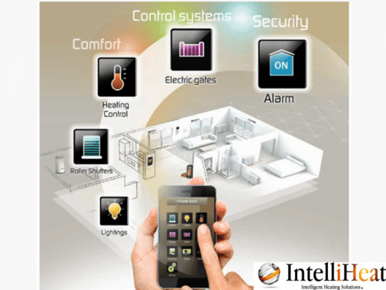 Wireless Smart Home Automation