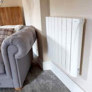 Intelli Heat Wifi Electric Radiators | installation of smart electric heaters