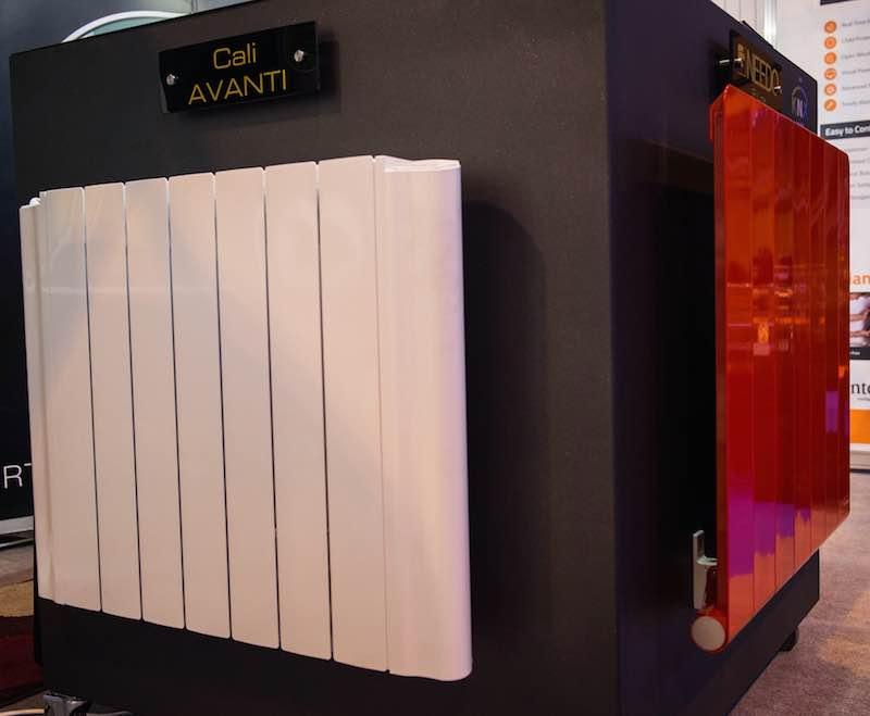 Intelli heat Stand Uk construction Week Nec electric radiators