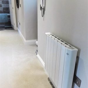 Intelli heat cali Sense smart Electric testimonial in CumbriaRadiator Installation