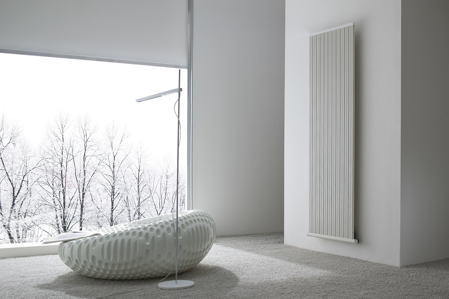 Needo Line T vertical Electric radiator