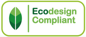 electric radiators | electrical space heaters complies with Lot 20 Eco-design logo