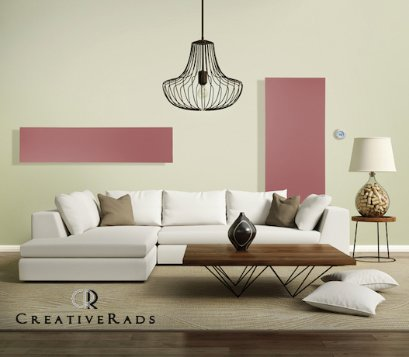 Marmo bespoke electric radiators By Creative Radiators
