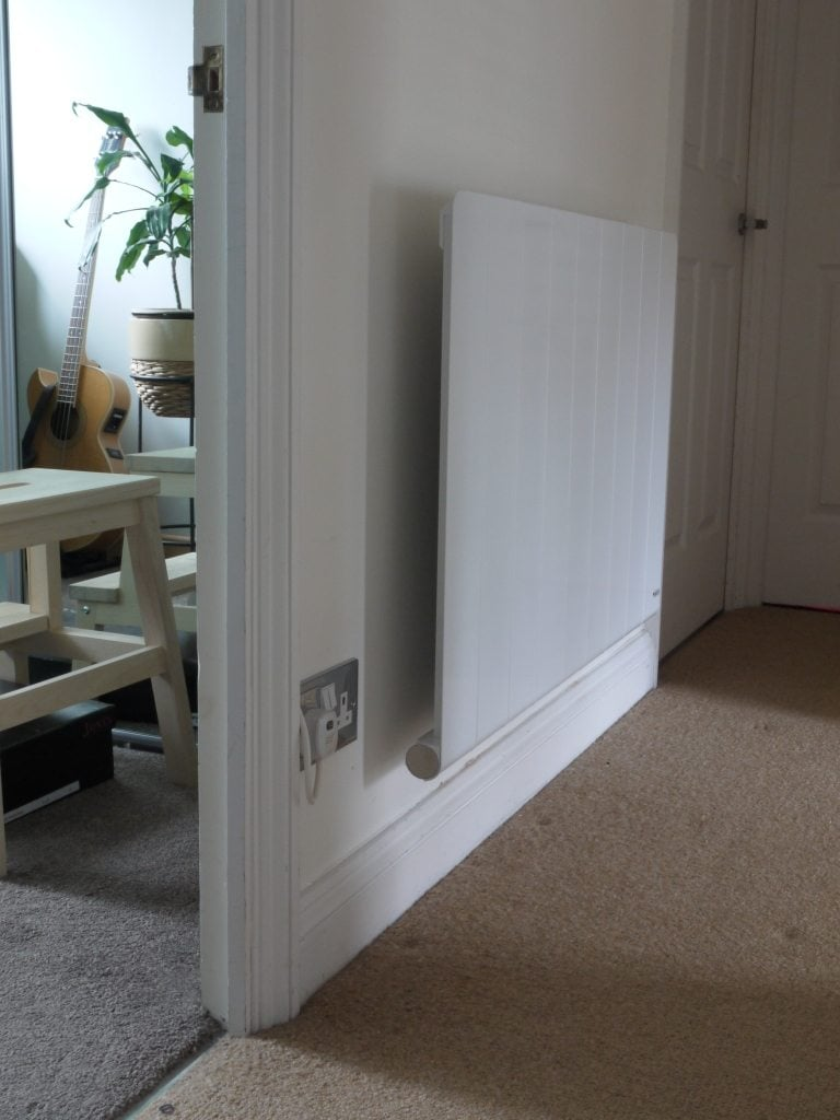 Energy and Cost-Saving Electric Heating System