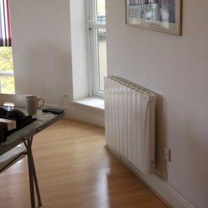 Picture I sense wifi electric Radiators Installation London 5