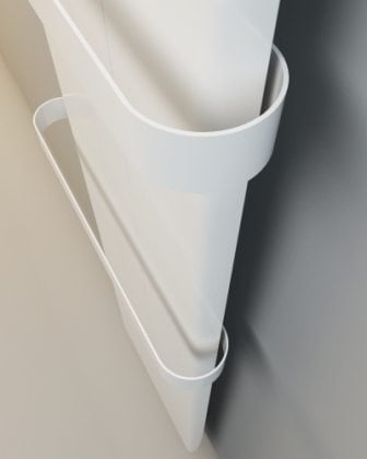 Towel Rail CR 2012 - detail