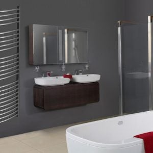 balneum electric towel rail picture neochrome