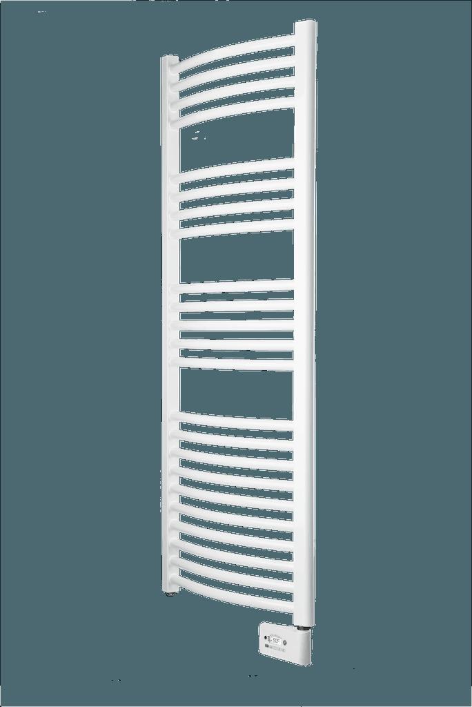 Balneum ecodesign electric towel rails 500w intelli heat