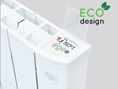 Cali Sense, Eco Design, Lot 20 Compliant electric Radiators thermostat