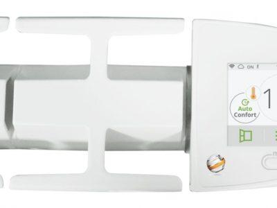 I sense, wifi electric Radiators, touch screen thermostat, smart electric radiators