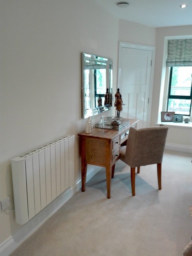 cali Sense smart Electric Radiator Installation Applethwaite homes