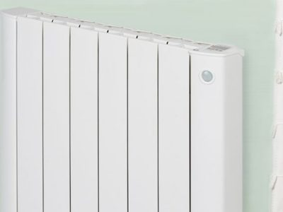 cali sense eco electric radiator with EcoDesign complaint thermostat controls