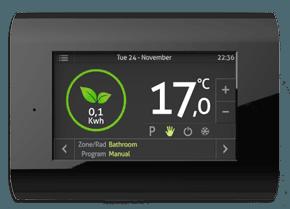 Electric Heating zigbee wireless control