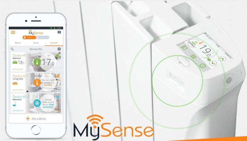 i-sense Wifi Electric Radiators By Intelli Heat