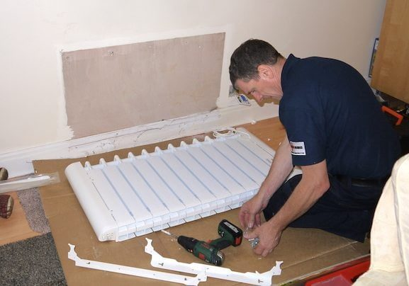 intelli-heat mr-electric electric radiators installation, replacement storage heaters