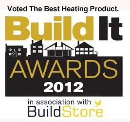 Build It Awards 2012