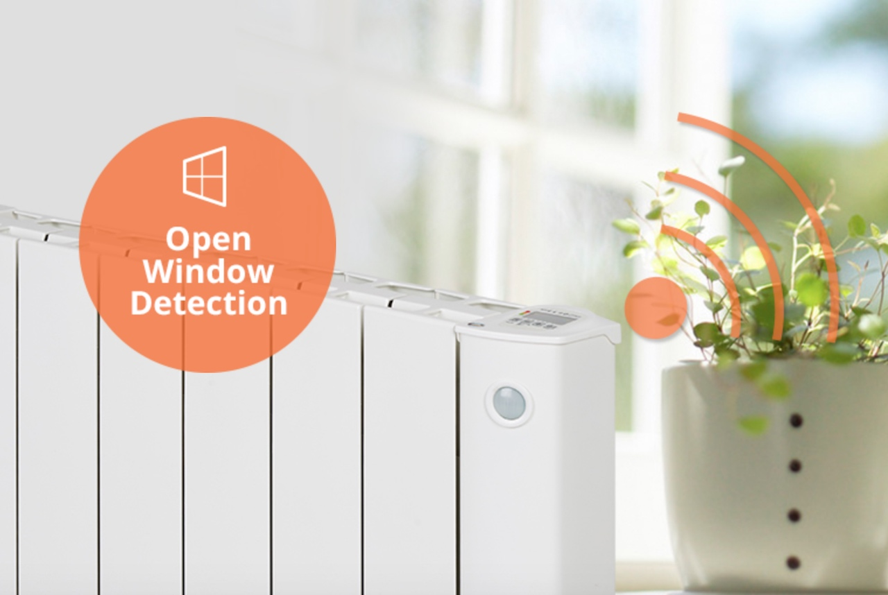 Cali Sense Smart WiFi Electric Radiator