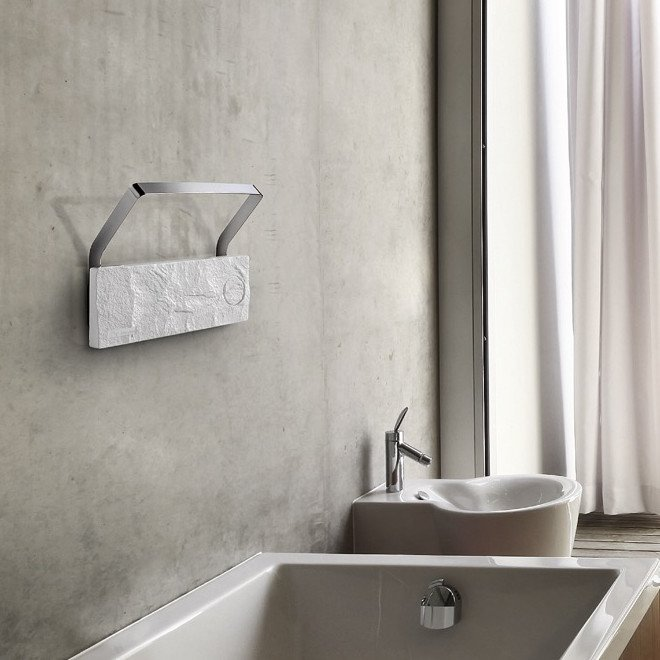 Eco Dry Electric Towel Radiator