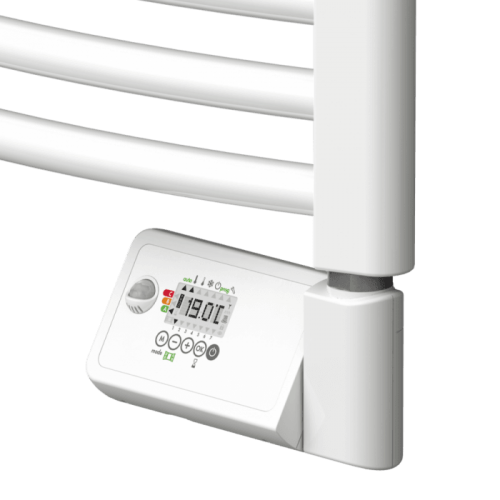 Balneum Eco+ electric towel rail thermostat