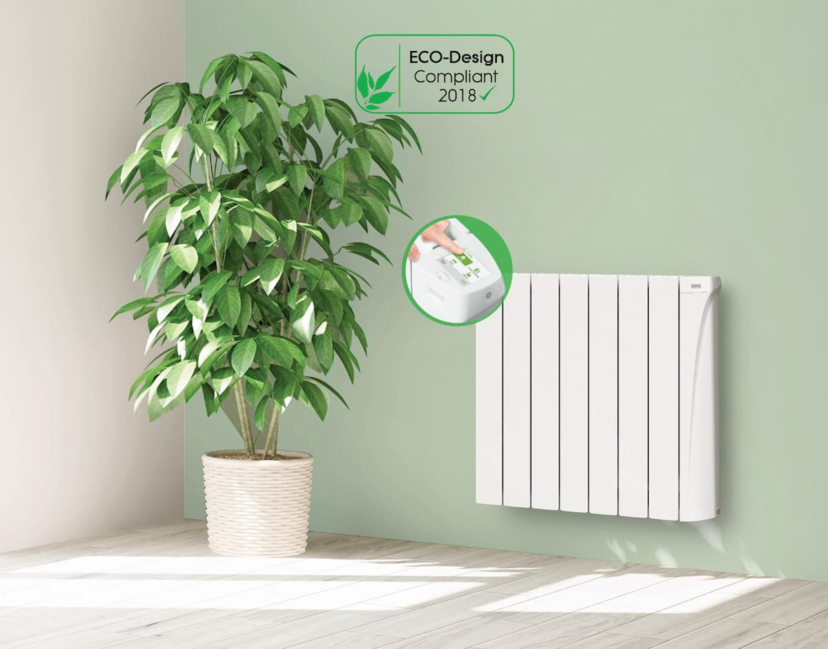 i-Sense – Ecodesign Wi-Fi Electric Radiators