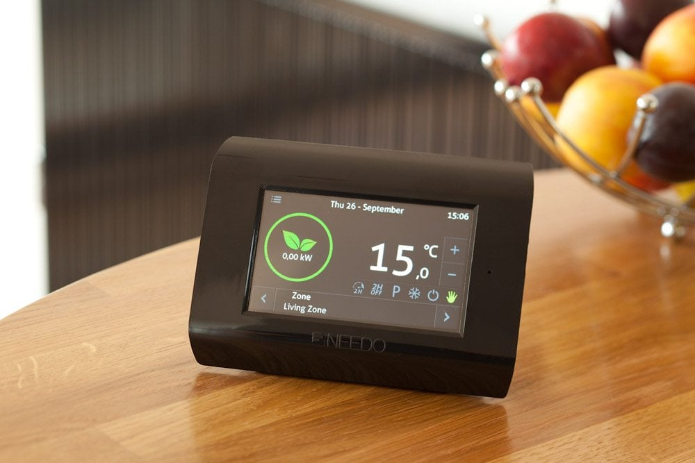 Needo electric radiator smart energy  programmer