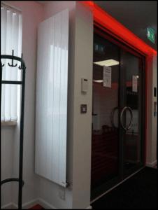 needo knx electric heating system | install GIRA