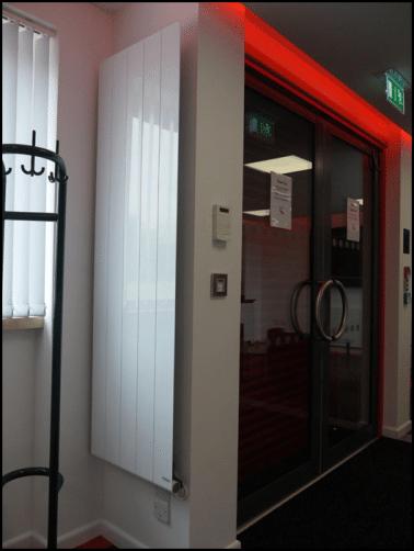 needo knx electric heating system   install GIRA