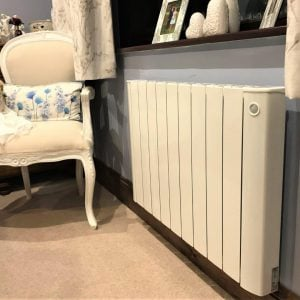 cali Sense smart electric radiators installation